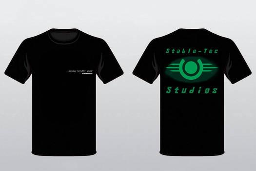 Stable-Tec Studios - T-shirt Design