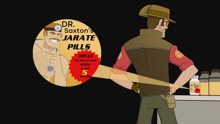 Saxton Hale Jarate Pills
