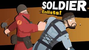 Soldier Enlists!