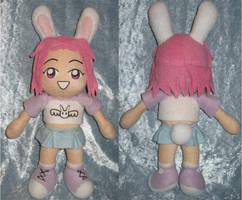 Kurumi - Bunny Girl by Squisherific