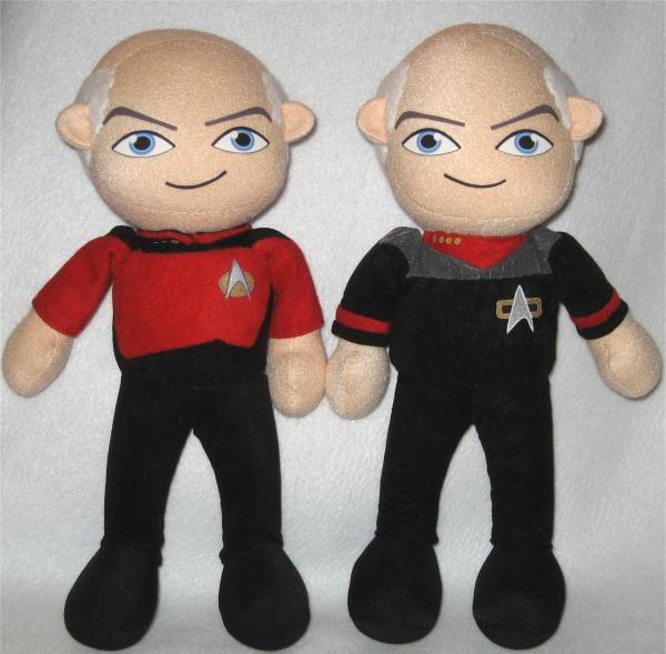 Captain Picard x2