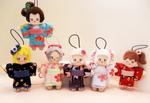 Kimono Gal Group 1