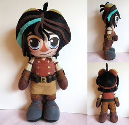 Varian - Tangled: The Series