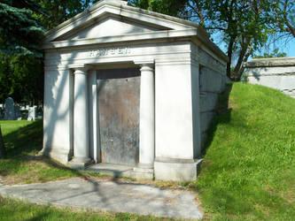 Private Mausoleum by CyLexxx