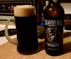 Dragon's Milk by CyLexxx