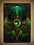 Demon Hunter Card Back by Emelart