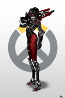 Omnic Widowmaker by Emelart