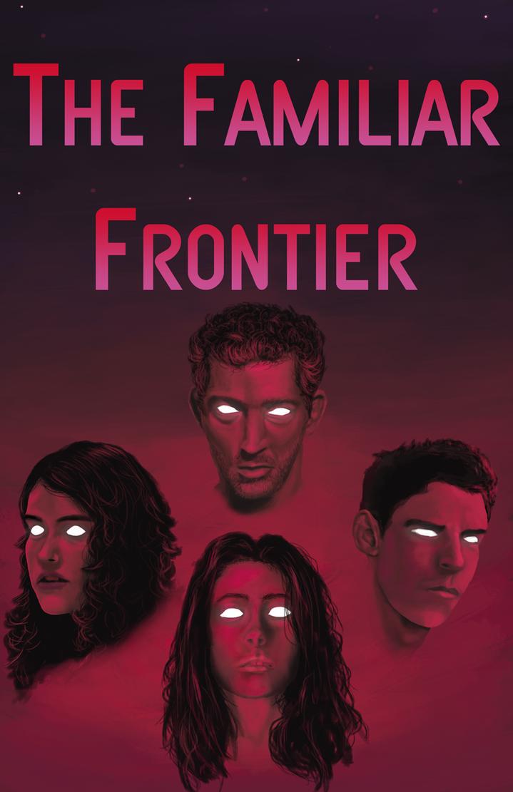 Familiar Frontier Cover by Emelart