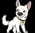 Bolt the Dog [DOLL] by BOLTsTrueNo1FanEVER