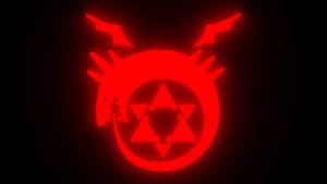 (2560x1440) Fullmetal Alchemist Ouroboros Wallpape