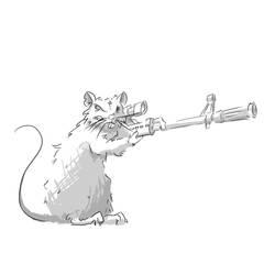 terror-rat by WildWanderer