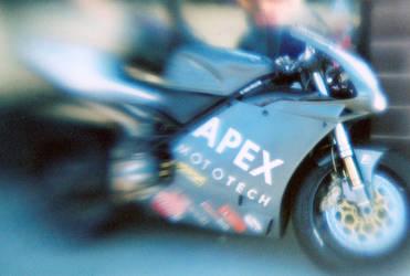 Ducati 996 by WildWanderer