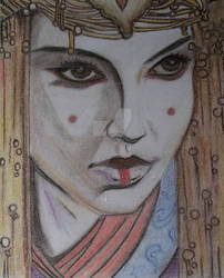 Padme Amidala Naberrie from Star Wars Episode I