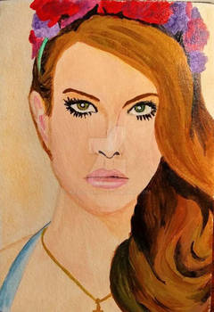 Lana Del Rey by natallymp