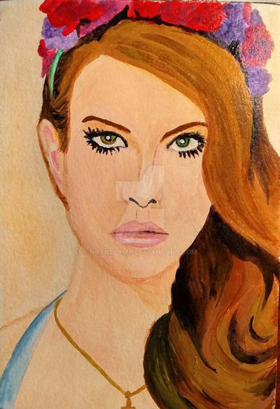 Lana Del Rey by natallymp by natallymp