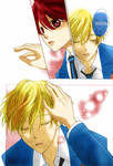 Ouran page color