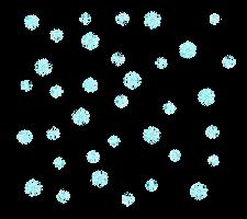 Textura transparente de copos