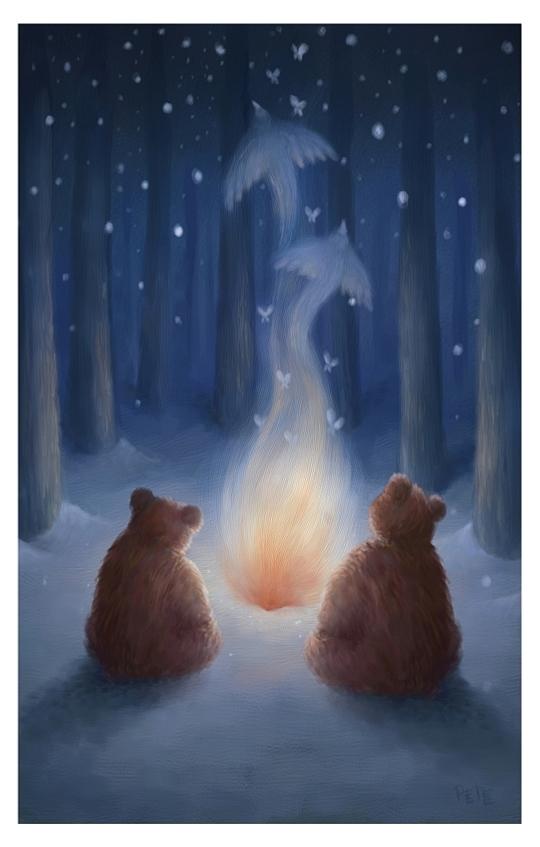 The Winter Bears