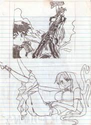 Sketch by BlackBeltPanda