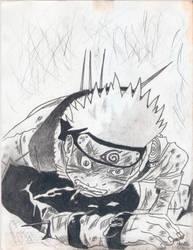 Naruto by BlackBeltPanda