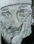 Tired Old Fisherman