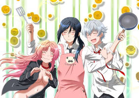 K Project by IceSugarTeaSweet