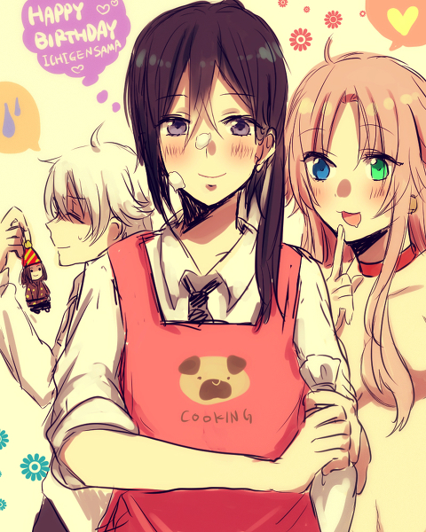 Cooking time~kuroh by IceSugarTeaSweet