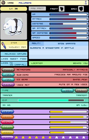 Polursine's Profile Picture