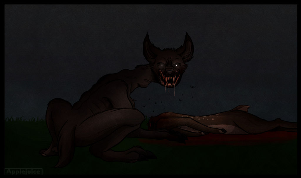 Cryptid: [ D O G M A N ] by imjusthere123 on DeviantArt