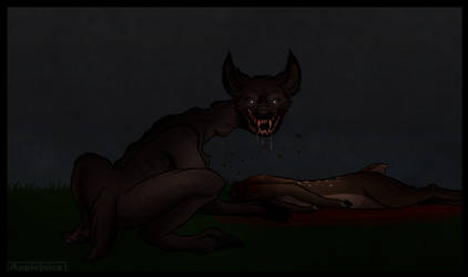 Cryptid: [ D O G M A N ]