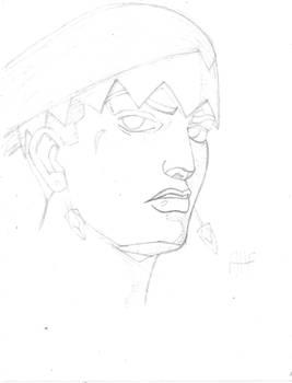 Kishibe Rohan (fan art)