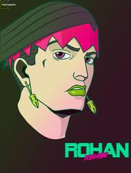 Kishibe Rohan (fan art) (Digital)