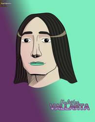 Kalcifer Vallarta (fan art)