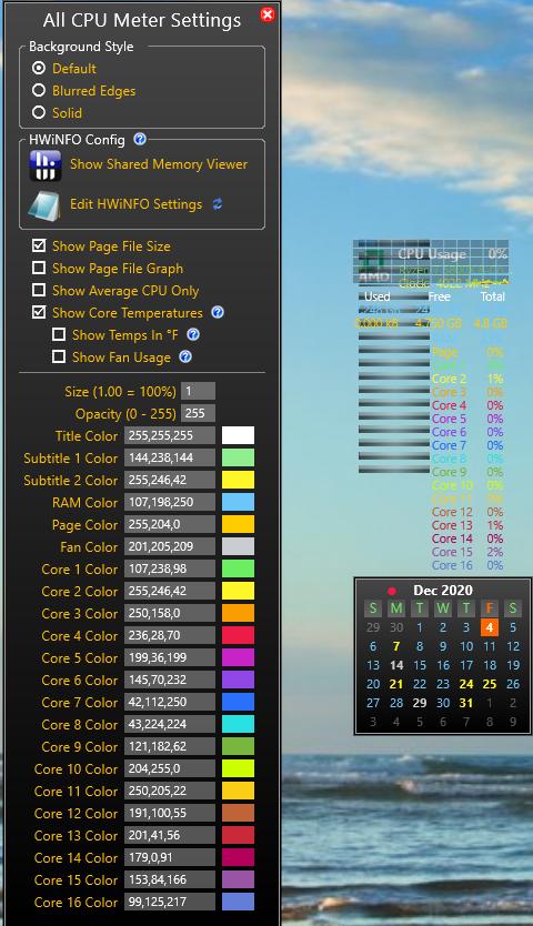 All CPU