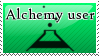 Alchemy User Stamp by BLUE-F0X