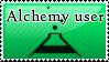 Alchemy User Stamp by BLUE-F0X