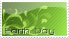 Earth Day Stamp by BLUE-F0X