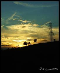 Sunset by KJSummerfield