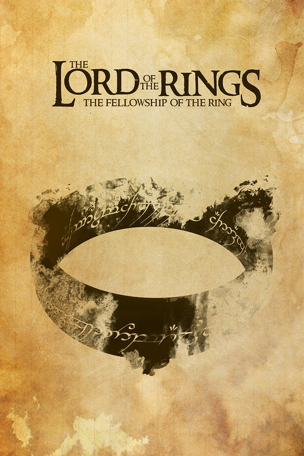 fellowship of the ring poster 5 1 surround the breaking of the