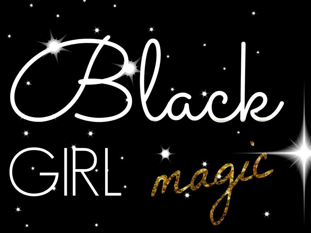 Black Girl Magic By Harmonicvibes On Deviantart