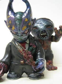 Kaiju Custom for ToybotStudios