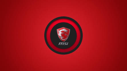 Msi Red by formulaiphone