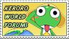 Keroro World Stamp by KeroroWorld