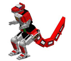 01 - Shugojyu Tyrannosaurus