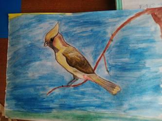 Bird by MeadowsArt