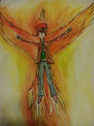 Phoenix_Power by MeadowsArt