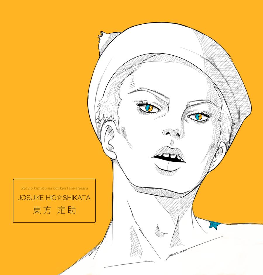 Josuke Higashikata (Jojolion) By Amyenah On DeviantArt