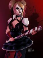 Harley Quinn by Lushies-Art