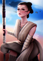 Rey by Lushies-Art