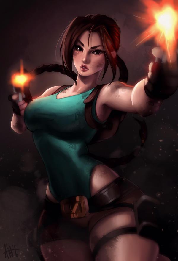 Lara Croft | 20th Anniversary